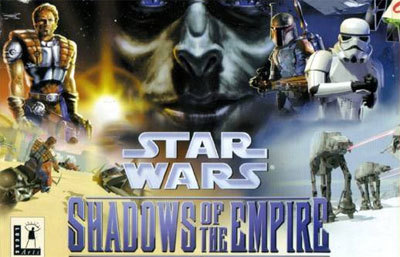 The 90s wallpaper with anime called Star Wars Shadows Of  The Empire