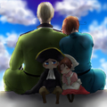Still here - hetalia-gerita photo