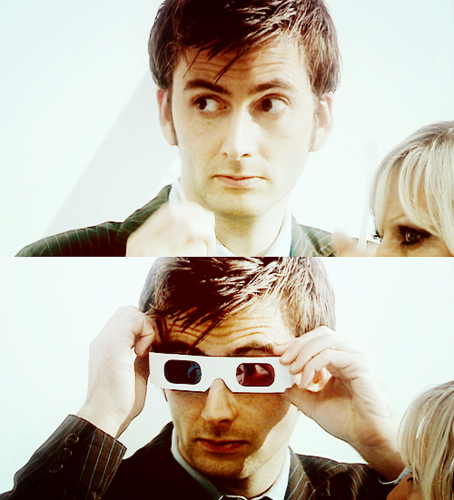 The Tenth Doctor wallpaper containing sunglasses titled Ten