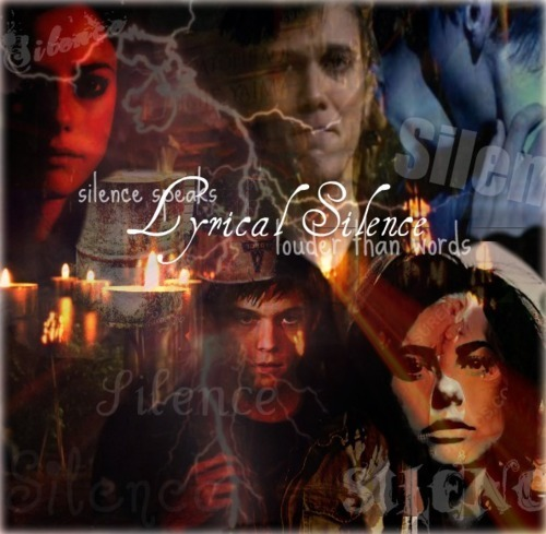 Thalia Grace and Luke Castellan wallpaper probably with anime and a portrait called Thalia/Luke