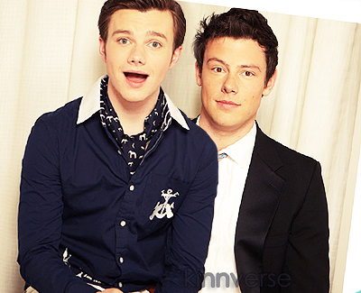The ADORABLE duo of Cory & Chris!!<3