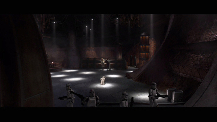 The Arena Battle Of Geonosis Star Wars Attack Of The Clones Image 23123860 Fanpop