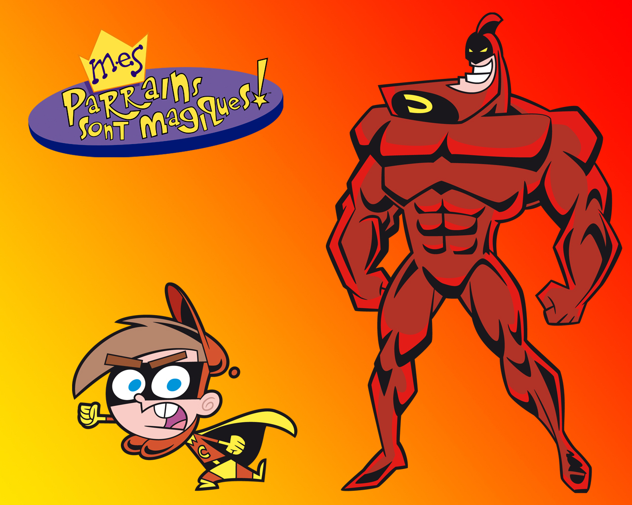 The Crimson Chin and Cleft