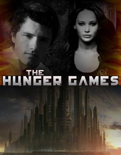 The Hunger Games fanmade movie poster