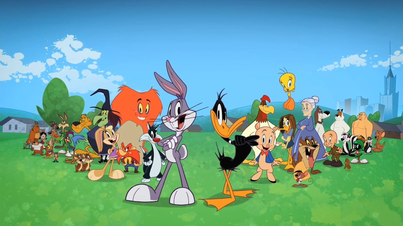 The Looney Tunes Show The Looney Tunes Gang