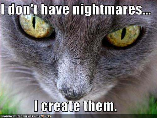 The Nightmare Master