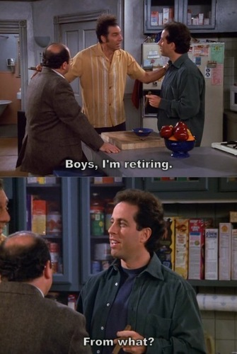 Seinfeld images The Wizard- quote HD wallpaper and ...