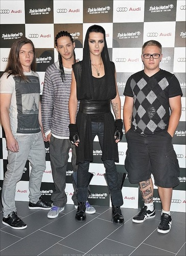 Tokio Hotel audi Acoustic Showcase