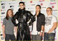 Tokio Hotel: MTV Video Music Aid Japan Performance! - tokio-hotel photo
