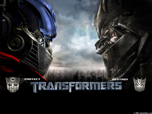 Transformers wallpaper possibly with an internal combustion engine titled Transformers movie