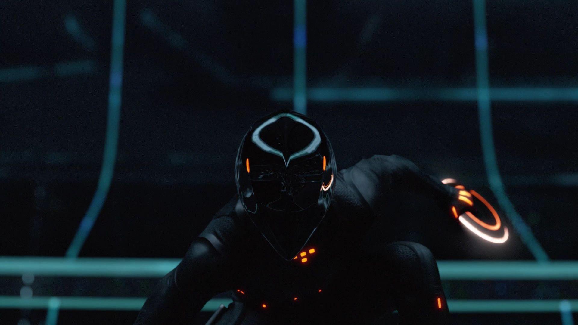 Tron Legacy Costume Rinzler