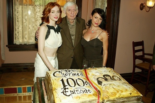 WB's Charmed 100th Episode Celebration, November 20, 2002