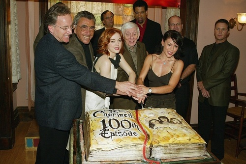 WB's চার্মড্‌ 100th Episode Celebration, November 20, 2002