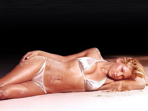 Anna Kournikova is Relaxed & Ravishing - wta Photo