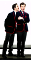 Warblers album art outtakes! - kurt-and-blaine photo