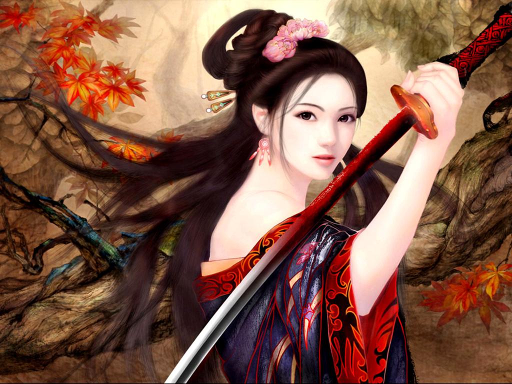 fantasy immagini warrior girl hd wallpaper and background foto