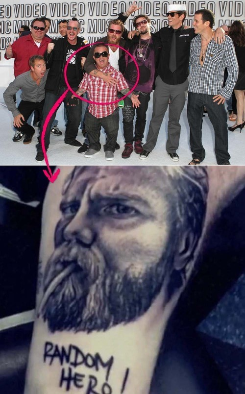 Weemans Tattoo For Ryan Dunn Ryan Dunn Photo 23135797 Fanpop