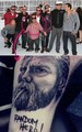 WeeMan´s Tattoo for Ryan Dunn - ryan-dunn photo