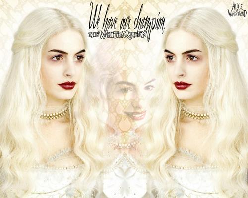 White 퀸
