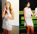 Who Wore It The Best? Vote! - miley-cyrus-vs-selena-gomez photo