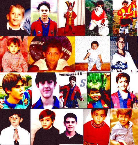 Young ♥ players