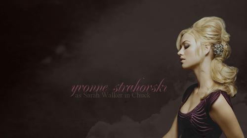 Yvonne Strahovski wallpaper