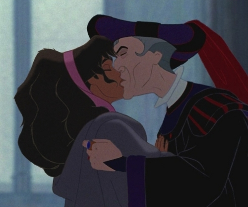 aaaaaww Esmeralda&Frollo