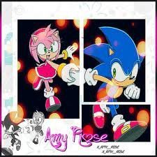 amy and sonic
