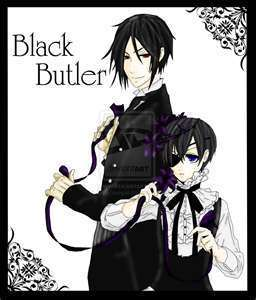 awesome, cute, anime, manga, mj, butler