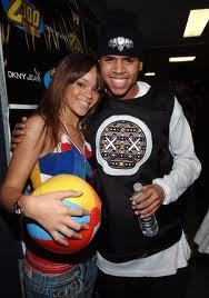 be4 luv - chris-brown-and-rihanna Photo