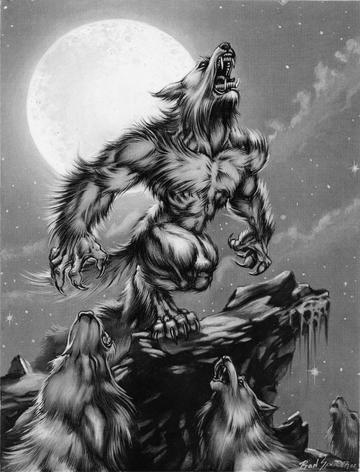 cherokee werewolf ( the demon in side of me)