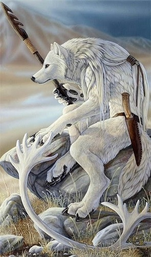 cherokee werwolf, ( my волк spirit)