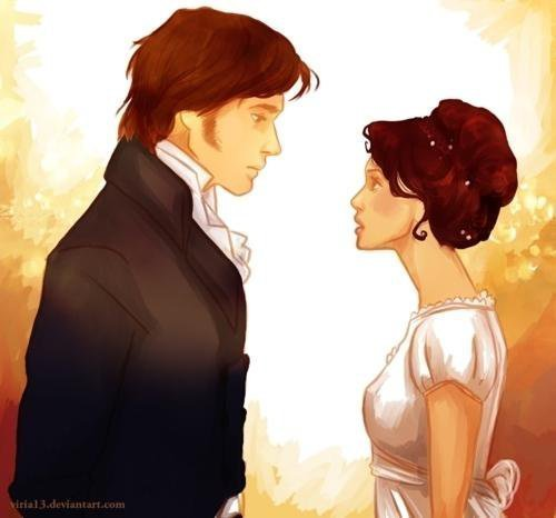 Pride and Prejudice wallpaper entitled fan art