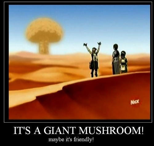giant مشروم, کھنبی