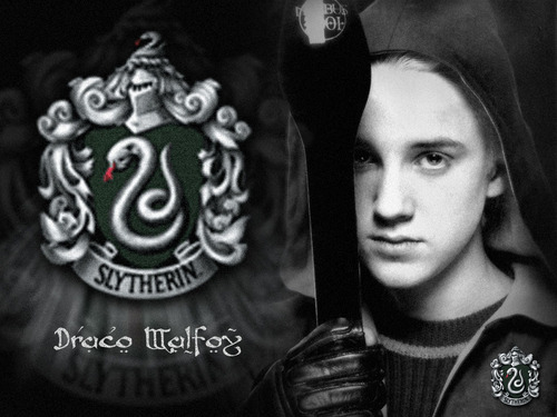 Draco Malfoy wallpaper entitled i love u