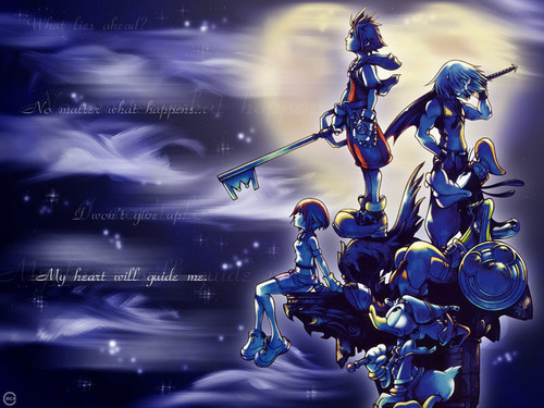kingdom of hearts