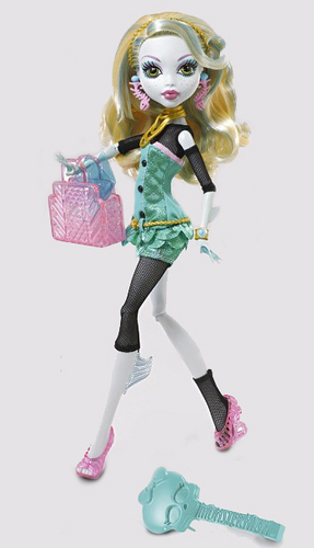 lagoona's school's out doll<3