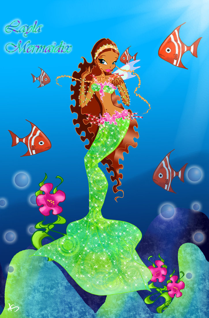 the gallery for gt winx club bloom mermaidix