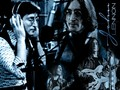 the-beatles - lennon wallpaper