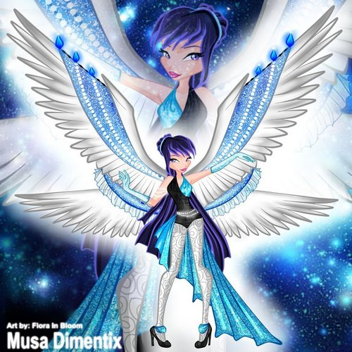 Musa from WINX wallpaper entitled musa 4life