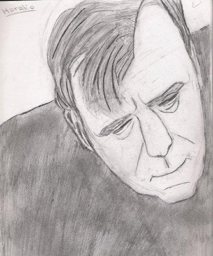 my Horatio Caine sketch
