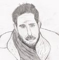 my sketch of Ricky Paull Goldin - all-my-children fan art