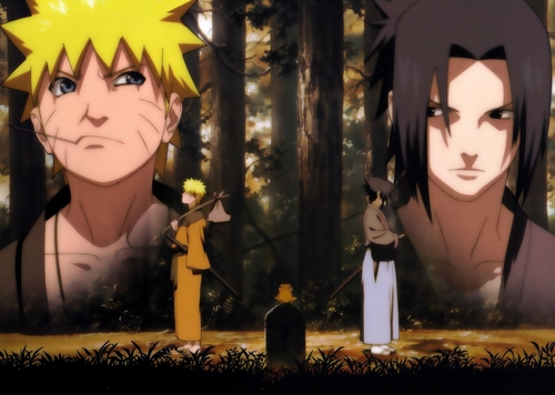 naruto and sasuke1