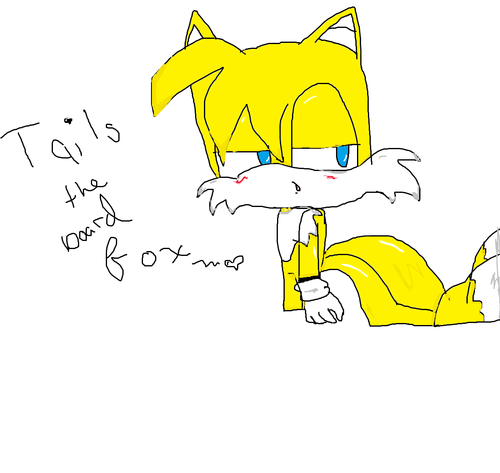 tais the bored fox