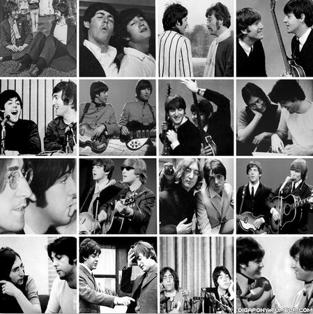 the best of John Lennon and Paul McCartney
