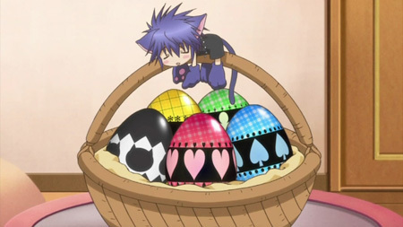 yoru and the shugo chara eggs