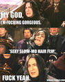;D Hair - severus-snape photo