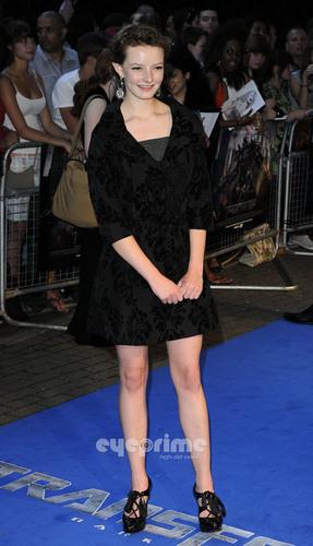 Dakota Blue Richards: Transformers 3 Premiere in London, June 26