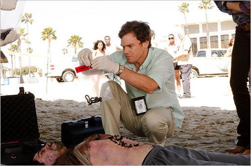 'Dexter' First Look: EW exclusive!