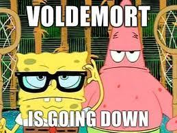 spongebob vs voldemort